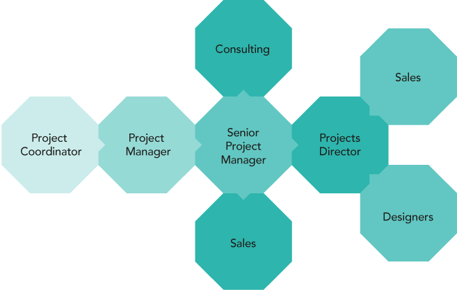 Career path - Kineo Project Management